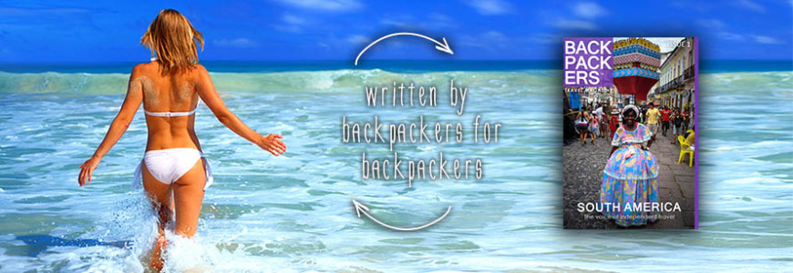 Backpackers South America Magazine