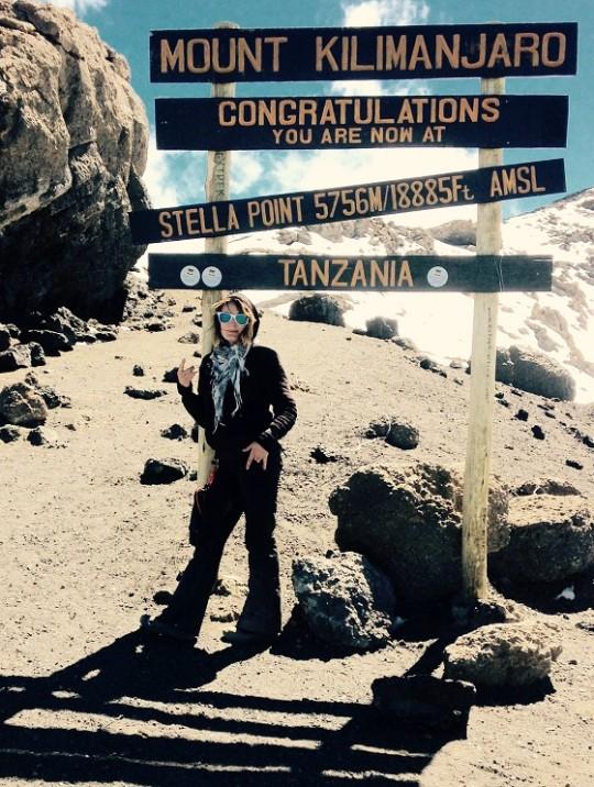 Hiking Kilimanjaro Stella Point