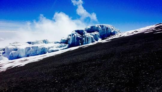 Climbing and hiking Kilimanjaro