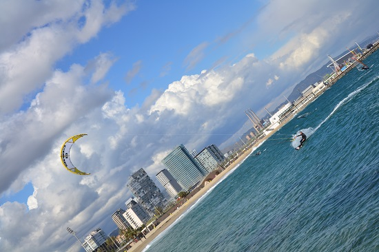 Barcelona is the perfect European destination for fun, sea, sun and surf.