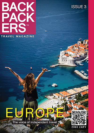 Europe Backpackers Travel Magazine