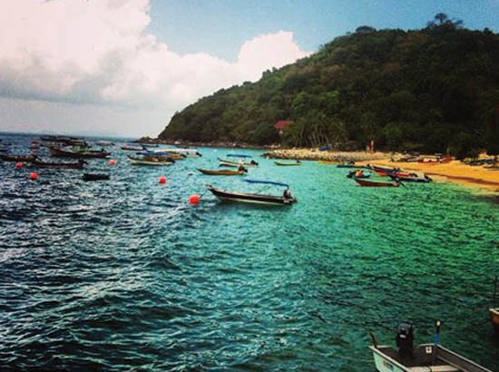 Perhentian Islands Eco-Tourism, Malaysia.