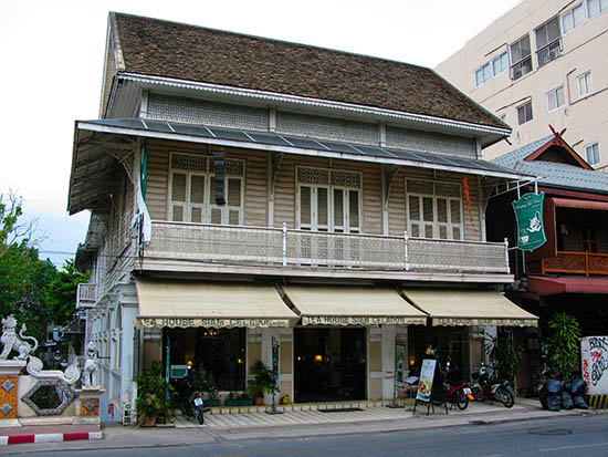 Raming Tea House, Chiang Mai.
