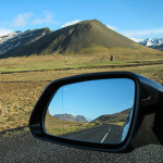 Backpackers in Iceland the Land of Fire and Ice