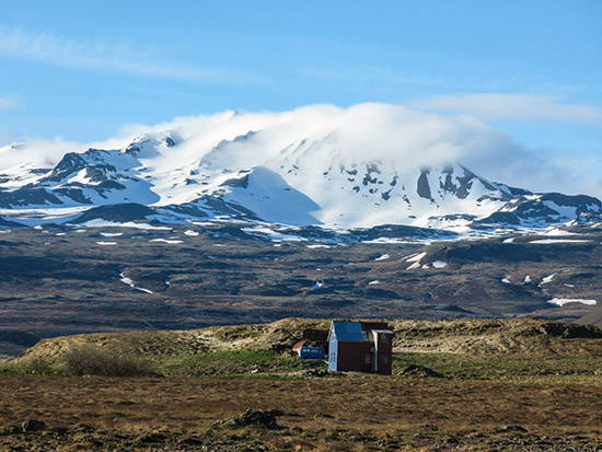 Snæfellsnes National Park.
