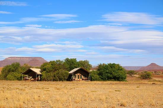 Desert Rhino Lodge Namibia