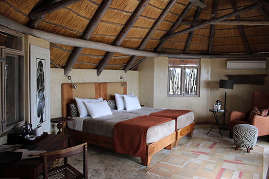 Ongava Lodge Namibia