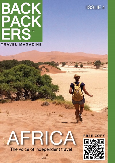 Backpackers Travel Magazine ISSUE 4 Africa