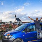 Europe Backpacing & Camper van