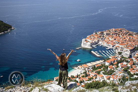 Backpacking Eastern Europe Dubrovnik