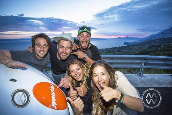 Eurotrip team