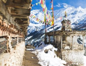 A backpackers guide to trekking in Nepal