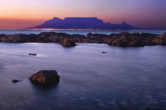 Cape Town Backpacking