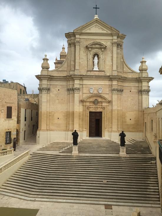 Cozo Citadel, Malta
