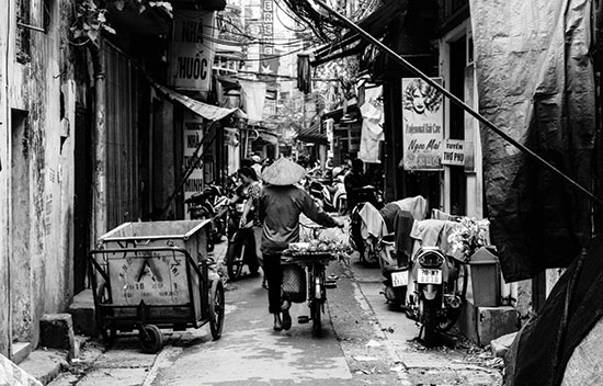 Travelling through the lens - Backpacking in Vietnam