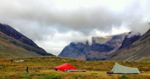 Crowns for the Kungsleden – Sonnets for Hiking in Sweden