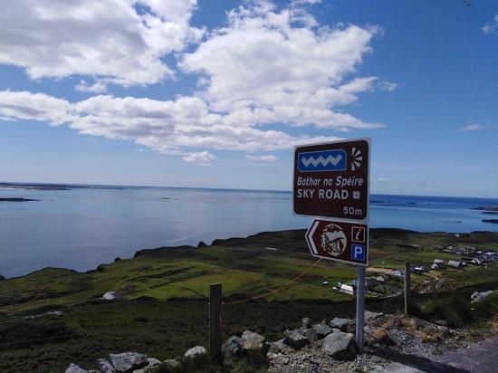 sky road ireland