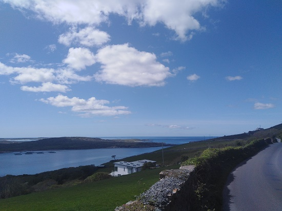Walking Sky Road on Ireland's West Coast