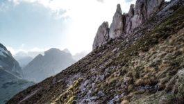 Solo Hiking the Slovenian Mountain Trail