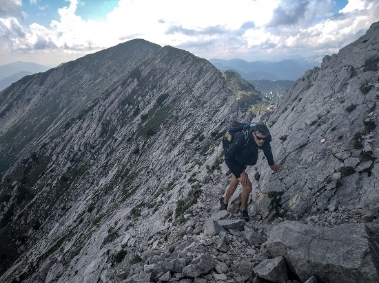 Solo Hiking the Slovenian Mountain Trail